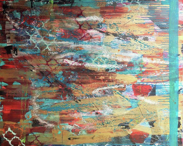 Painting - Many Times A Mess by Jayime Jean
