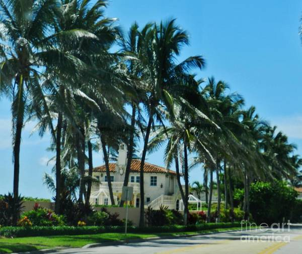 Wall Art - Photograph - Mar-a-lago 2 by Snapshot Studio