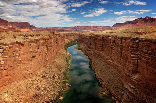 Wall Art - Photograph - Marble Canyon by Ricky Barnard