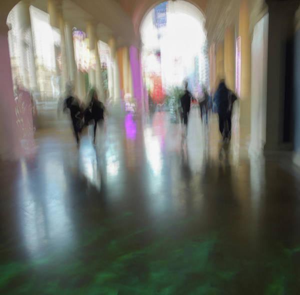 Photograph - Marble Halls by Alex Lapidus