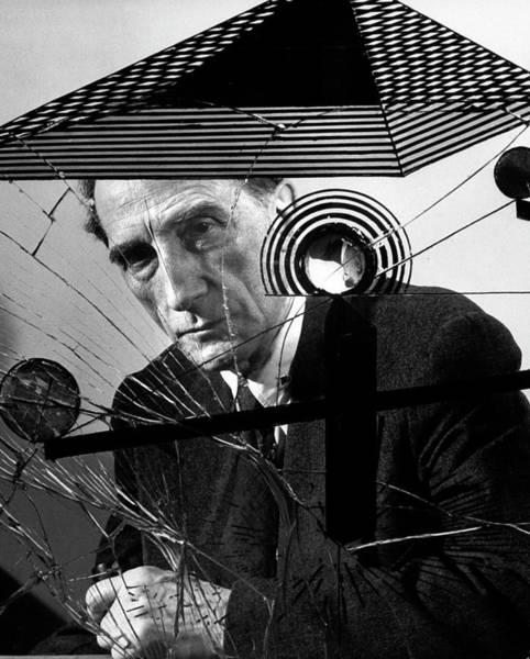 Wall Art - Photograph - Marcel Duchamp by Allan Grant