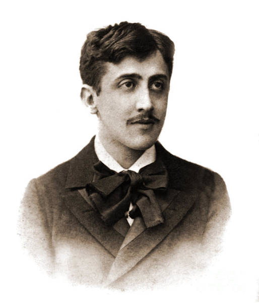 Wall Art - Photograph - Marcel Proust  by French School
