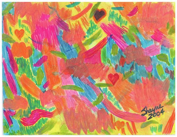 Drawing - Margaritaville by Susan Schanerman