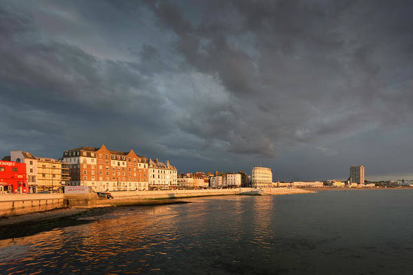 Margate Photograph - Margate Seafront by Ian Hufton