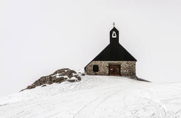 Photograph - Maria Heimsuchung Kirche by Dawn Richards