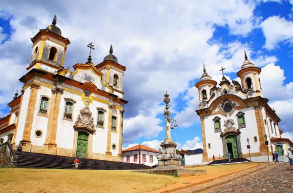 Minas Gerais Wall Art - Photograph - Mariana - Minas Gerais by Nido Huebl