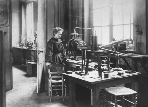 Physicist Photograph - Marie S. Curie by Time Life Pictures