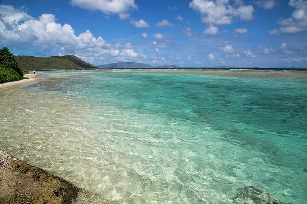 British Virgin Islands Photograph - Marina Cay by Karl Weatherly