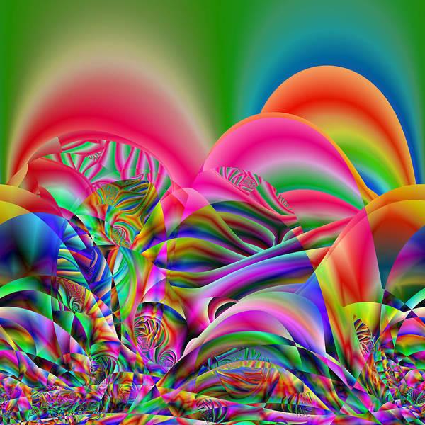 Serendipity Digital Art - Marinaring by Andrew Kotlinski
