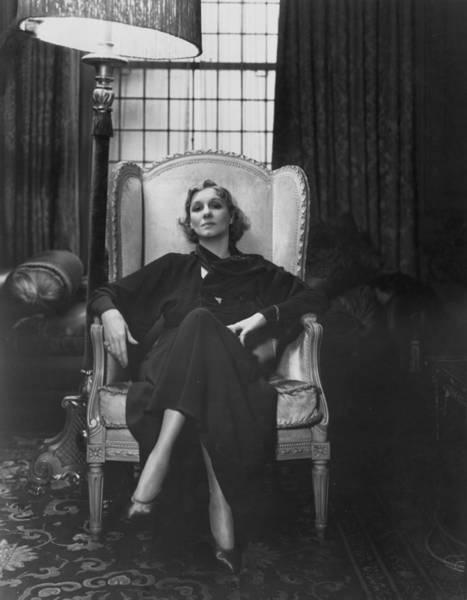 Revue Photograph - Marion Harris by Sasha
