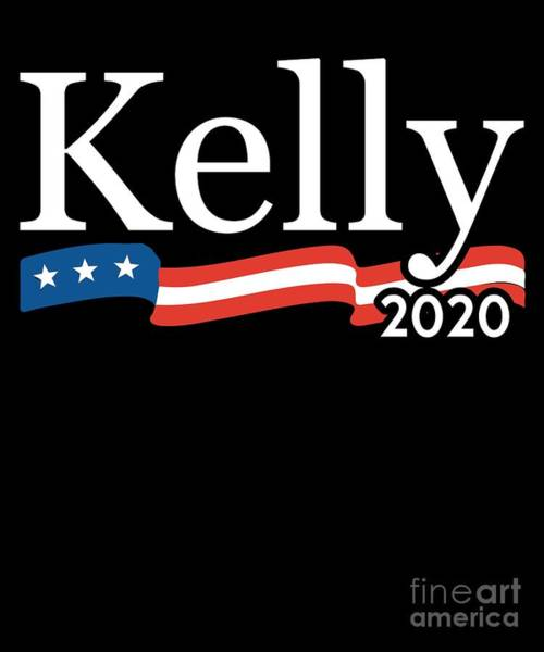 Digital Art - Mark Kelly For Senate 2020 by Flippin Sweet Gear