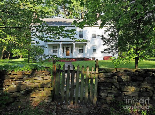 Wall Art - Photograph - Markle House, Terre Haute, Indiana by Steve Gass