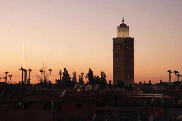 Photograph - Marrakech Sundown by Jessica Levant