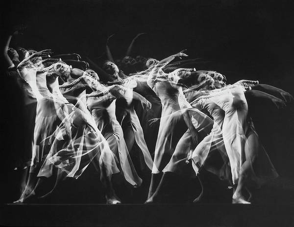 Photograph - Martha Graham Misc.ethel Butler by Gjon Mili