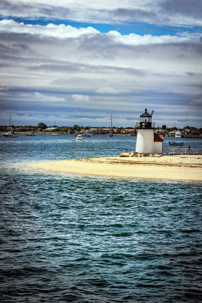 Photograph - Martha's Vineyard Series 7185 by Carlos Diaz