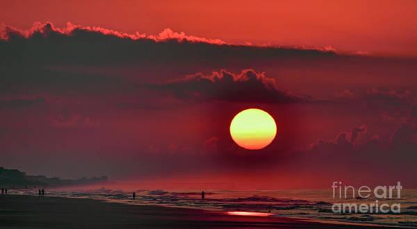 Photograph - Martian Sunrise by DJA Images