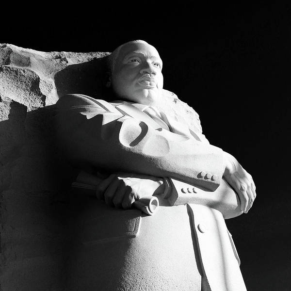 Wall Art - Photograph - Martin Luther King Jr. Memorial by Mitch Cat