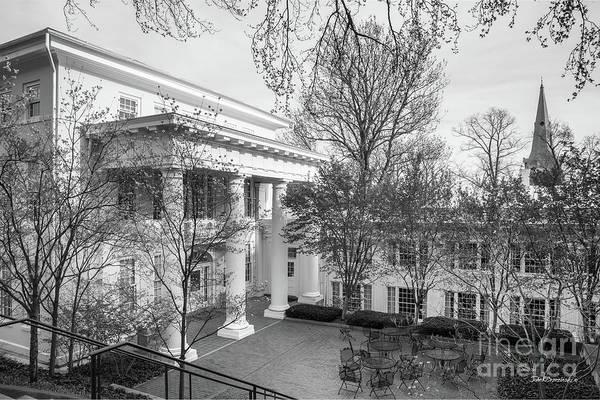 Photograph - Mary Baldwin University Carpenter Hall by University Icons