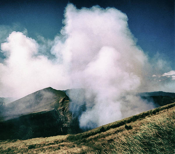 Photograph - Masaya Volcano - Managua, Nicaragua by Rick Veldman