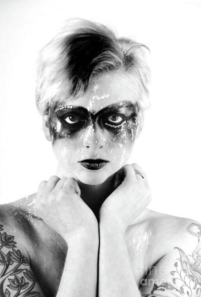 Photograph - Masked by Robert WK Clark
