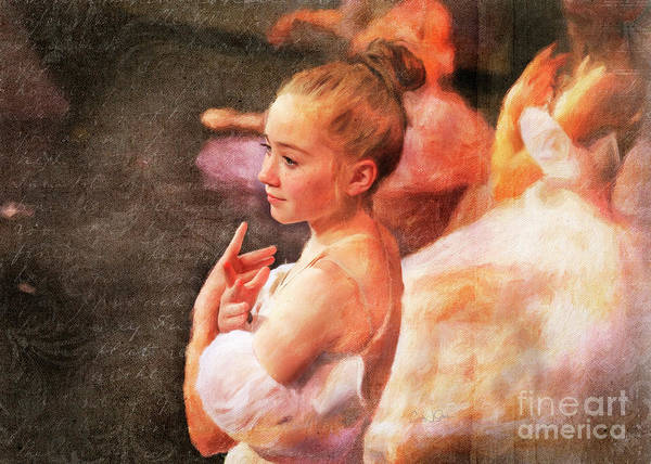 Photograph - Masterpieces Of Ballet 3 by Craig J Satterlee