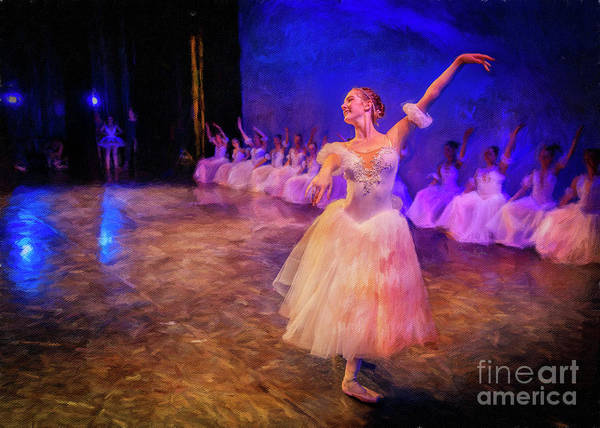 Photograph - Masterpieces Of Ballet 5 by Craig J Satterlee