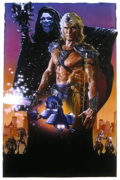 Wall Art - Digital Art - Masters Of The Universe by Geek N Rock