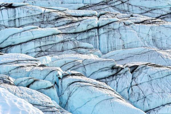 Photograph - Matanuska Lines by KJ Swan