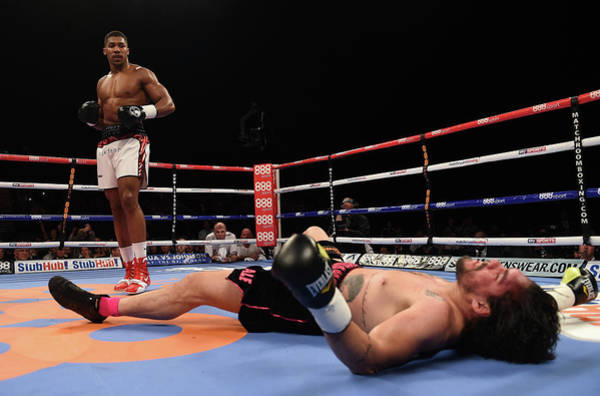Contest Photograph - Matchroom Boxing - Resurrection by Christopher Lee