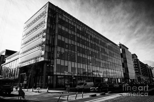 Wall Art - Photograph - matheson law firm headquarters on sir john rogersons quay  in dublins docklands dublin 2 Dublin Repu by Joe Fox