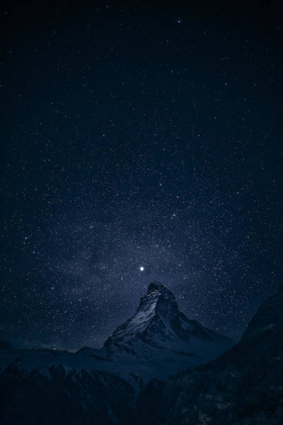 Wall Art - Photograph - Matterhorn Sterne by Robert Fawcett