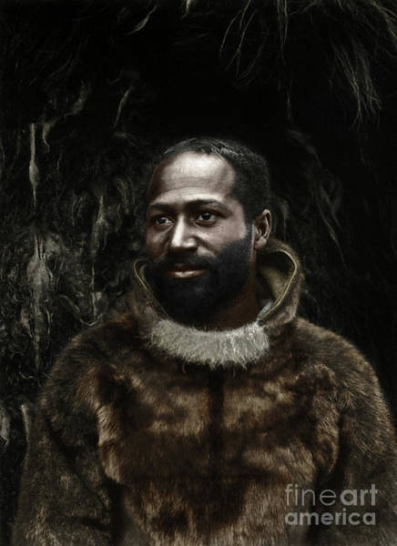 Photograph - Matthew Henson by Granger