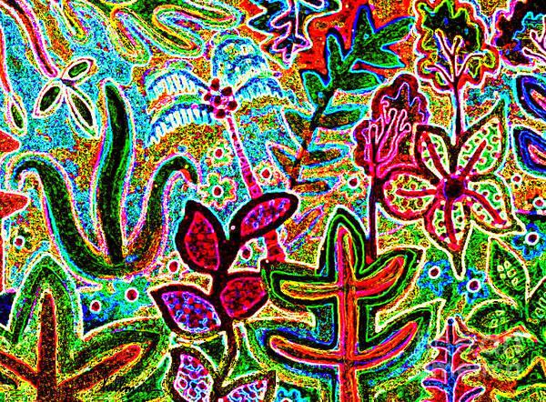 Wall Art - Digital Art - Maui 103 by A Hillman