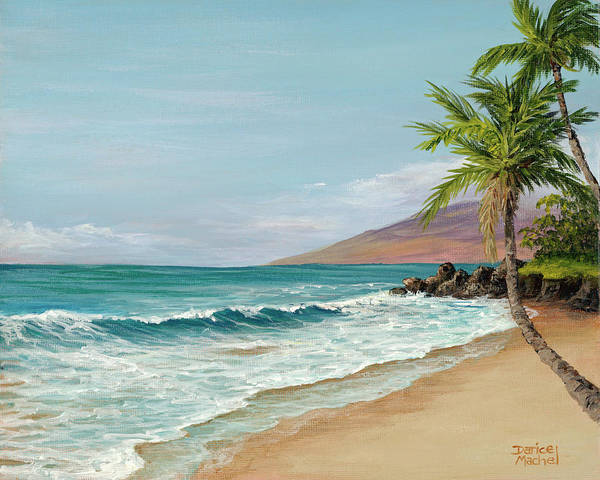 Painting - Maui Dreams by Darice Machel McGuire
