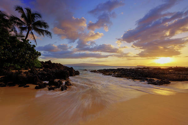 Maui Sunset Wall Art - Photograph - Maui's Way by Chad Dutson