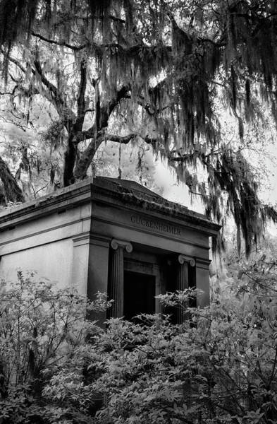Wall Art - Photograph - Mausoleum In Georgia II by Jon Glaser
