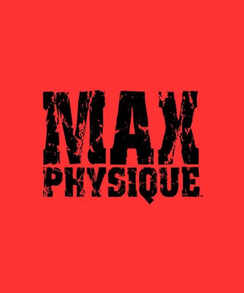 Powerlifting Digital Art - Max Physique by Chuck Basford