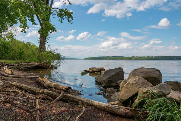 Photograph - May Afternoon On The Hudson by Jeff Severson