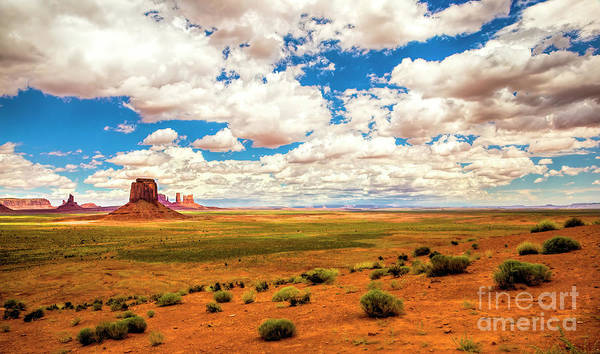 Wall Art - Photograph - May The Great Spirit Bless Those Who Enter, Monument Valley by Felix Lai