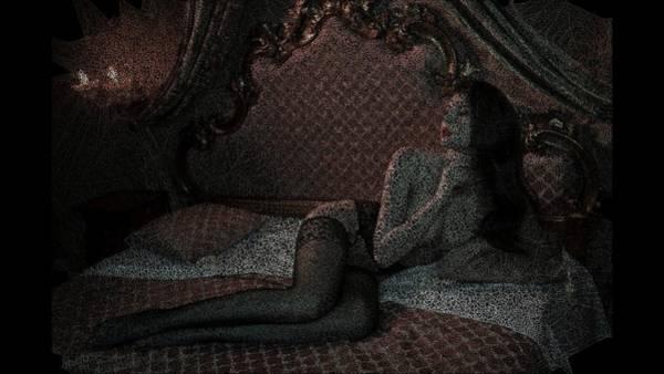 Digital Art - Maya by Stephane Poirier