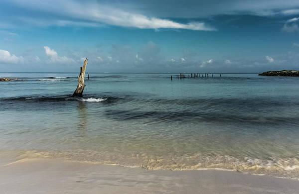 Photograph - Mayan Shore 3 by Silvia Marcoschamer