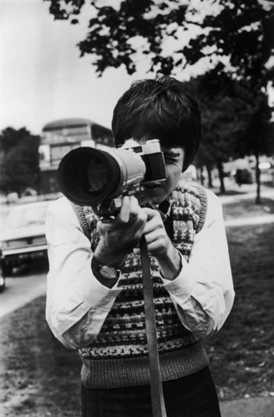 Photograph - Mccartney Shoot by Keystone Features