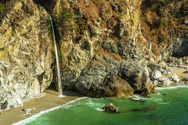 Photograph - Mcway Falls by Stefan Mazzola