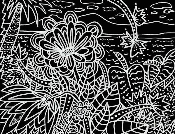Wall Art - Mixed Media -  Me Ke Aloha Pumehana 2 by A Hillman