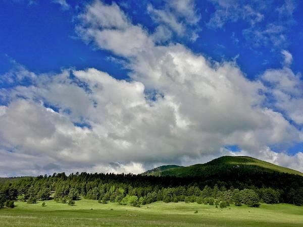 Photograph - Meadow Cloudscape by Dan Miller