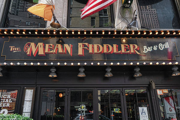 Photograph - Mean Fiddler by Sharon Popek