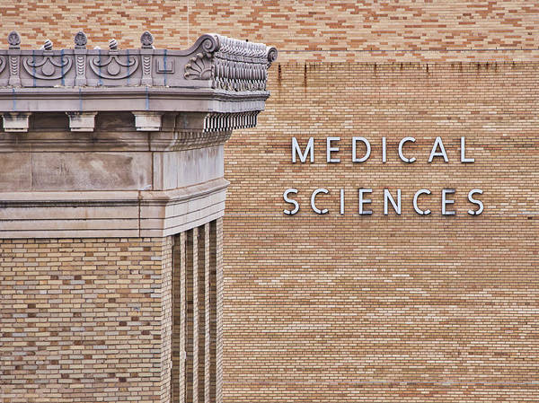 Photograph - Medical Sciences - Uw Madison by Steven Ralser