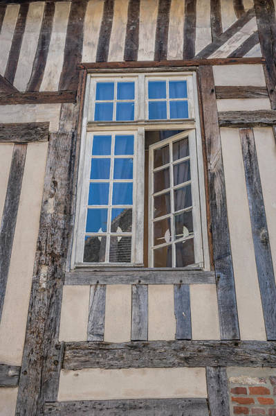 Wall Art - Photograph - Medieval Architecture, Honfleur by Lisa S. Engelbrecht