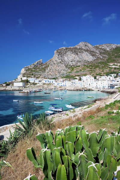 Sicily Photograph - Mediterranean Beauty by Photovideostock