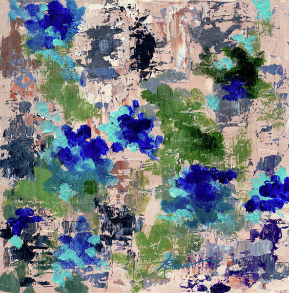 Painting - Mediterranean Blue by Adele Bower
